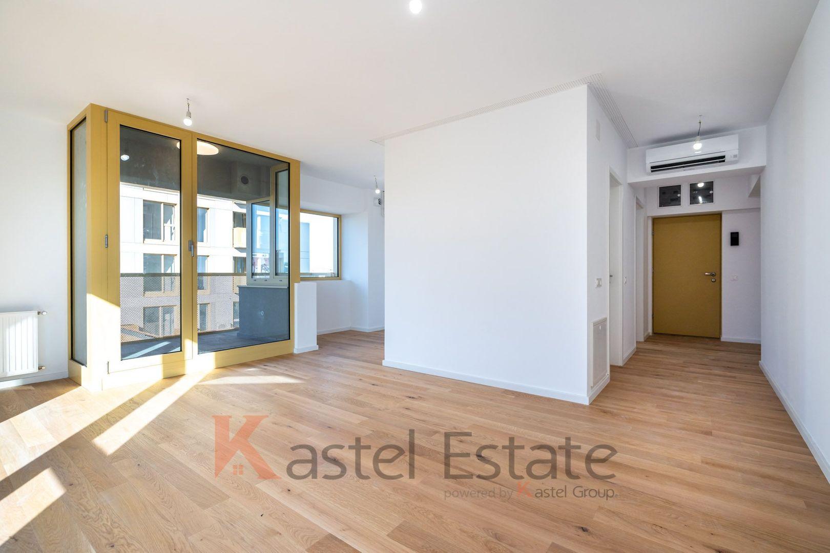 NOU! Apartament 2 camere | Aviatiei Park | TVA 5%