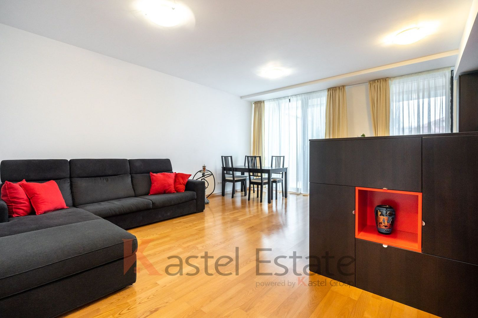 Apartament 3 Camere  | Nordia Residence | Curte proprie