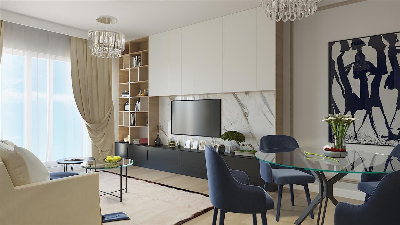 NOU! Apartament 3 Camere | Gradina 50 mp | Complex 4 Elemente