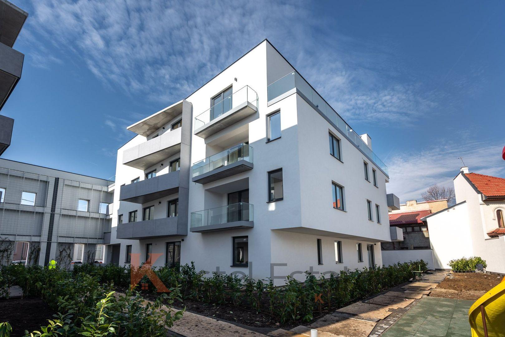 NOU! Ultracentral | Apartament 3 Camere | Terasa si Gradina 90 mp