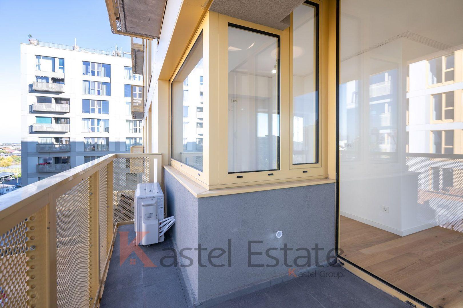 NOU! Apartament 2 Camere   Aviatiei Park